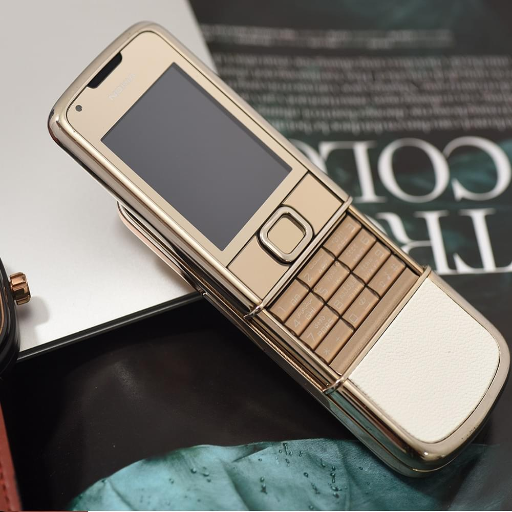 nokia 8800 gold like new da trắng hoangluxury