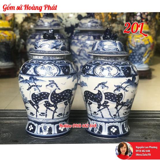 Chóe rượu 20L Tùng Lộc