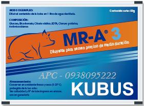 Môi trường bảo quản tinh lợn MR-A3