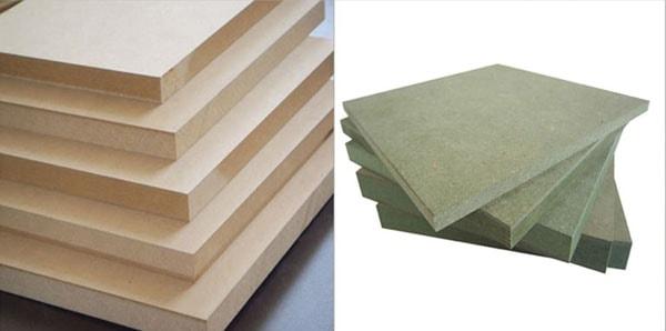 Gỗ công nghiệp là gì? Các loại gỗ công nghiệp thường sử dụng trong thi –  Nội thất POKA