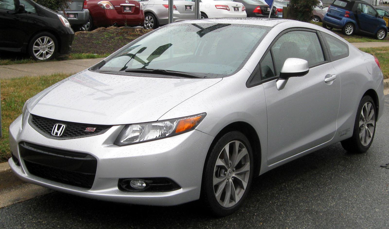 Cho thuê xe Honda Civic có lái