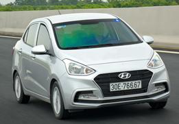 Cho thuê xe ôtô tự lái Hyundai I10