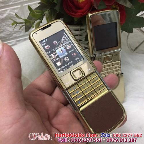 Nokia 8800 arte gold loại 1 giá chỉ 2,5tr và địa chỉ bán điện thoại tại hà nội và hcm