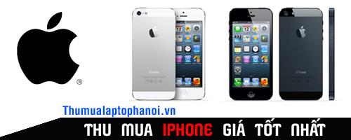 thu mua iphone 5 - Dịch vụ thu mua iPhone cũ mới, hỏng hóc giá cao nhất Hà Nội