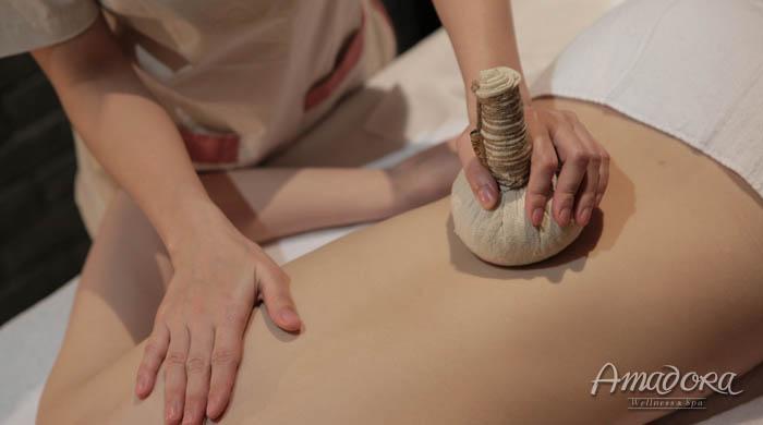 Massage chăm sóc trị liệu toàn thân kiểu Nhật và bấm huyệt Shiatsu - Amadora Spa / Body massage