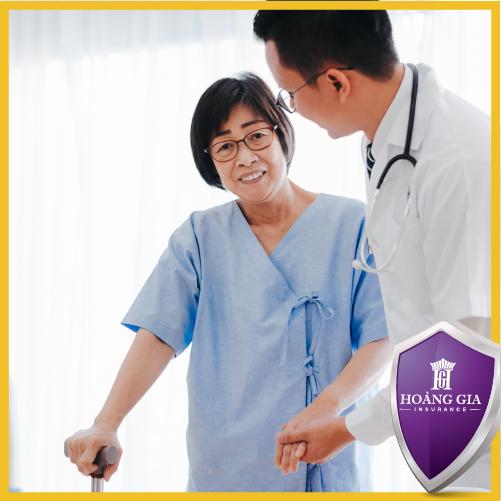 Bảo hiểm Sức khỏe Bảo Việt An Gia - Điều trị Nội trú / Health Insurance