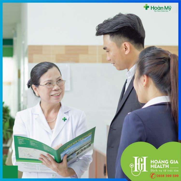 Gói khám Sức khỏe Tiền hôn nhân Nam, Nữ - Bệnh viện Hoàn Mỹ Sài Gòn / Pre-marital health check package for men, women