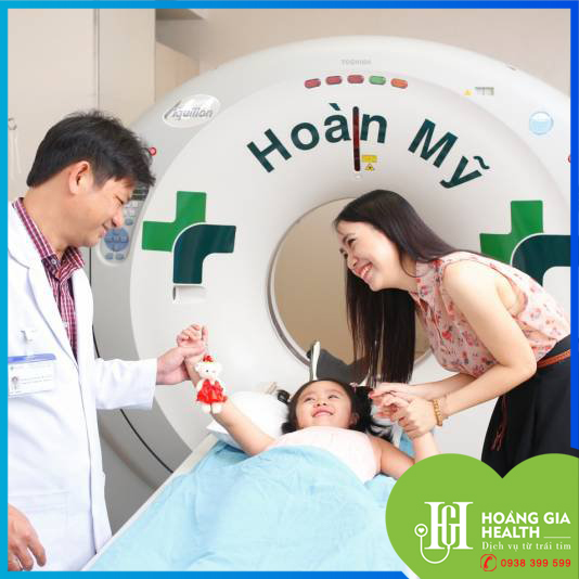 Gói khám Sức khỏe Trẻ em - Bệnh viện Hoàn Mỹ Sài Gòn / Health check package for children