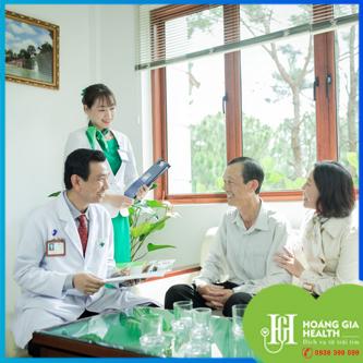 Gói khám Sức khỏe Người cao tuổi (>50 tuổi) - Bệnh viện Hoàn Mỹ Sài Gòn / Health examination package for the elderly