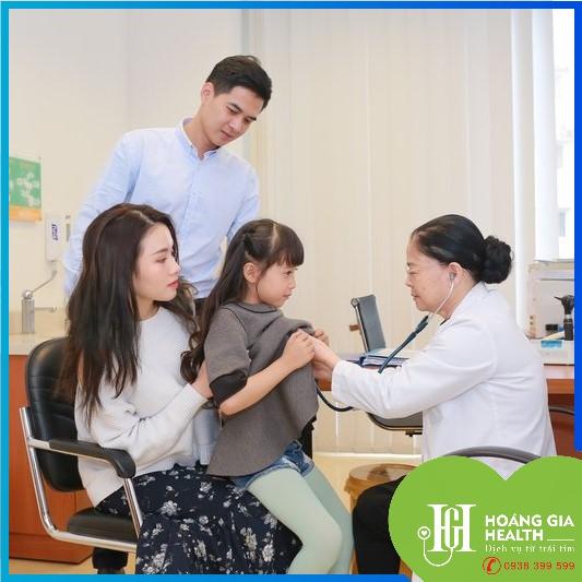 Gói khám sức khỏe tổng quát Trẻ em (<18 tuổi) - Vinmec / Health check package for children