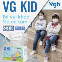 Hộp Khẩu Trang VG KID Pro Mask (20 cái/ hộp)