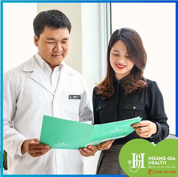 Gói khám sức khỏe tổng quát VIP - Vinmec / Health check package VIP
