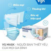 Hộp Khẩu Trang VG Eco Mask (50 cái/ hộp)