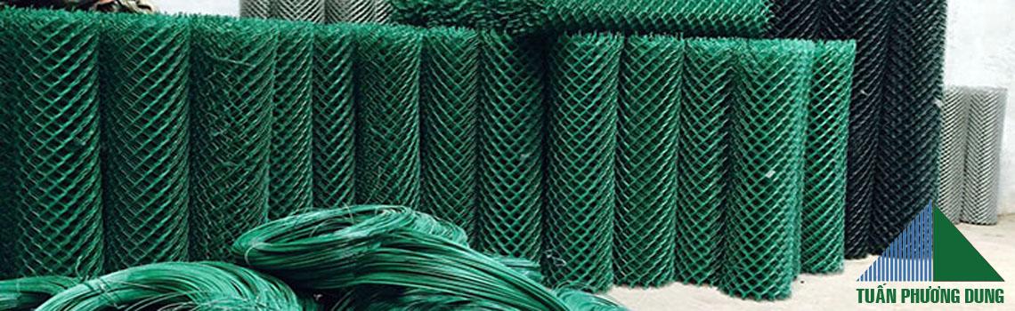 Lưới B40 bọc nhựa Tuấn Phương Dung