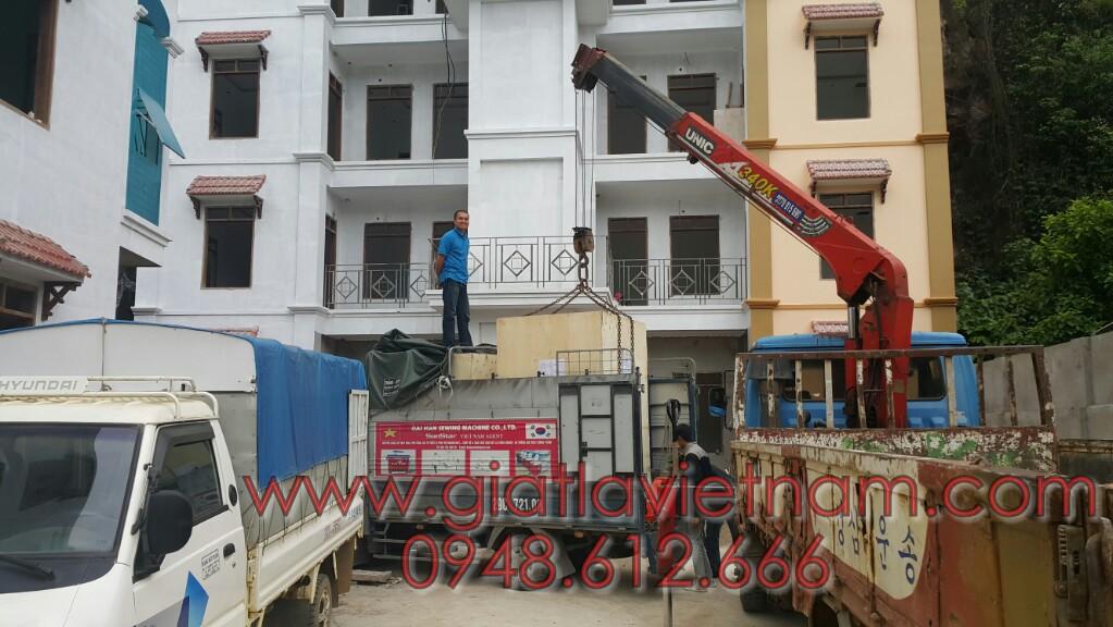 Cung cấp máy giặt, máy sấy, hóa chất giặt là công nghiệp tại TP. Sơn La