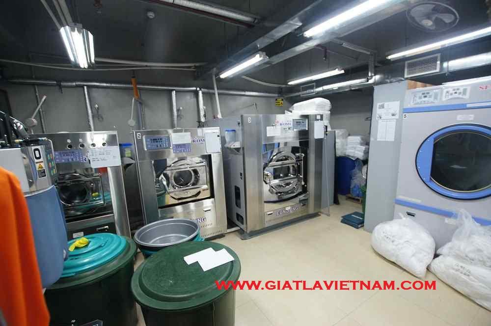 Tư vấn mở xưởng giặt là công nghiệp quy mô lớn