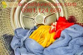 Sử dụng hóa chất giặt là, xà phòng giặt đúng cách (P.1)