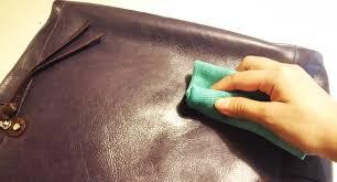 Cách bảo quản đồ da và sử dụng hóa chất giặt là