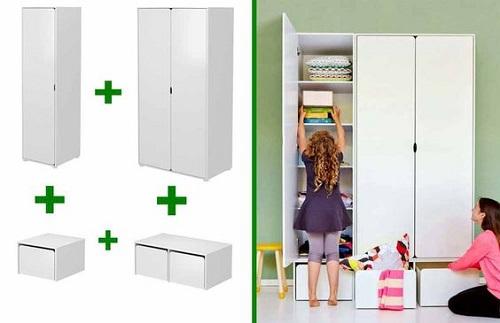 Bốn tiêu chí chọn lựa tủ đựng quần áo cho gia đình cần biết