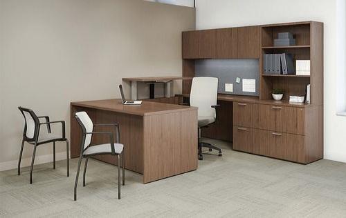 tủ gỗ văn phòng giá rẻ