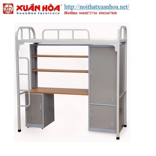 Giường tầng sắt giá rẻ tại Hà Nộido công ty Nội thất Xuân Hòa sản xuất với những tính năng ưu Việt