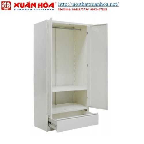 Tủ sắt đựng quần áo Xuân Hòa CA-7A-1K