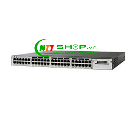 WS-C3750X-48U-E  Catalyst 3750X 48 Port UPOE IP Services