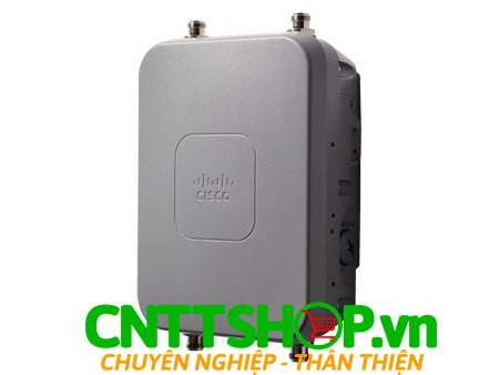 AIR-AP1562E-H-K9 Cisco Aironet 1560 Dual-band 802.11a/g/n/ac Wave 2, external antennas