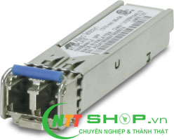 AT-SPLX10/I - Module quang Allied Telesis Industrial Template 1000LX SFP, LC, SMF, 1310 nm, 10km