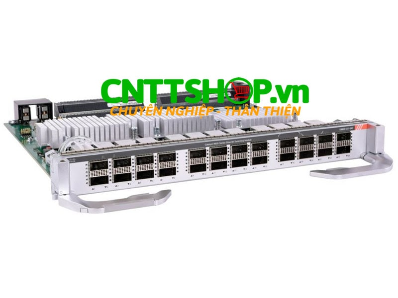 Cisco C9600-LC-24C Catalyst 9600 Series 24-Port 40GE/12-Port 100GE