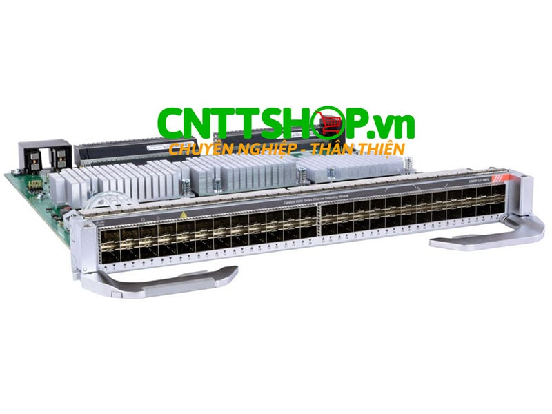 Cisco C9600-LC-48YL Catalyst 9600 Series 48-Port 25GE/10GE/1GE
