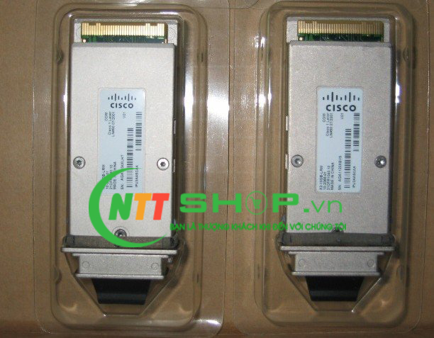 Module quang Cisco XENPAK-10GB-LR+ Transceiver XENPAK for SMF, 1310-nm, SC Duplex, 10km