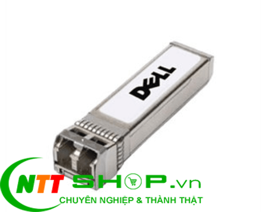 407-BBOV Dell Networking SFP+ Optical 10GBase-ER 1550nm 40km SMF LC duplex Transceiver