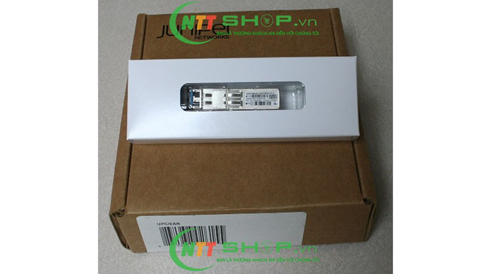 EX-SFP-10GE-ZR Juniper SFP+ 10GBase-ZR 10 Gigabit Ethernet Optics 1550nm for 80km Transmission on SMF