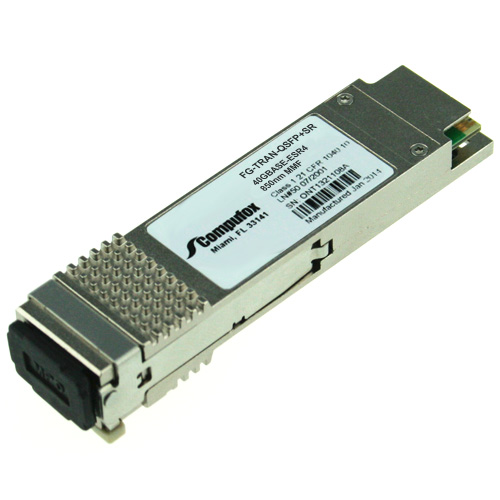 FR-TRAN-ZX Fortinet 1000Base-LX Duplex LC 1.25Gbps 1550nm 90km SMF SFP Transceiver