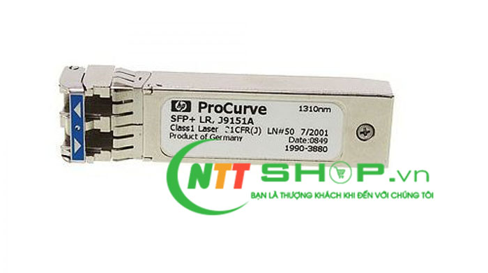 10GBase-SR 300m for Dell PowerEdge T610 Compatible 519N7 SFP