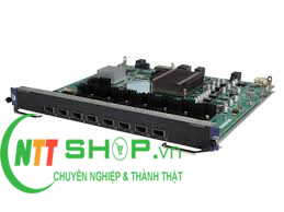 JG392A HPE FlexNetwork 10500 8-port 40GbE QSFP+ SF Module