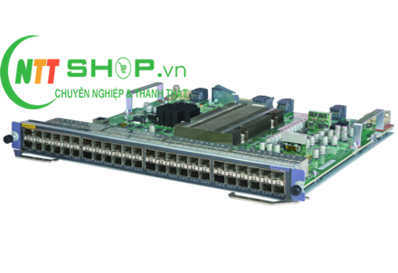 JC756A HPE FlexNetwork 10500 48-port 10GbE SFP+ SF Module