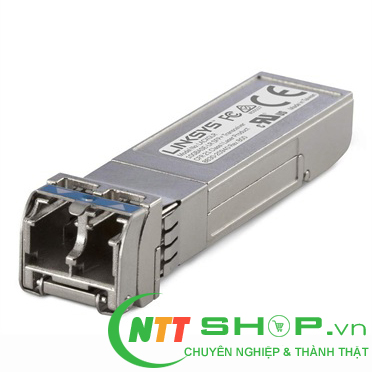 Module quang SFP Linksys - LACXGLR - 10Gbase-LR: 10 Gbps, up to  10 km, for SMF optical fiber