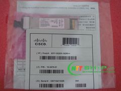 Cisco Multirate XFP-10GER-192IR+ Module for SMF 1550-nm LC Duplex 40km