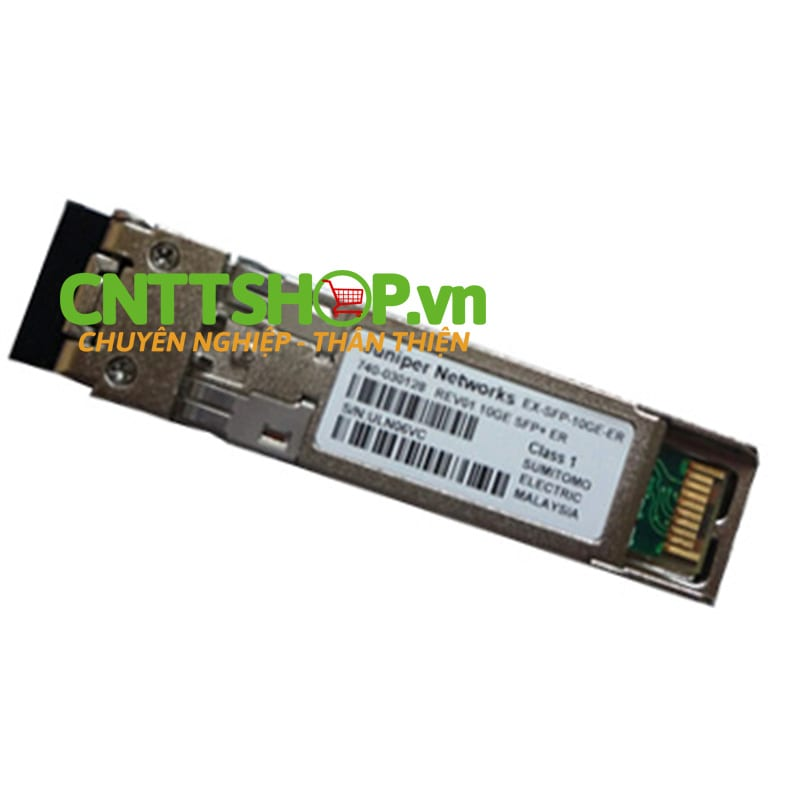 Juniper QFX-SFP-10GE-SR 10GBASE-SR Up to 400m Transceiver