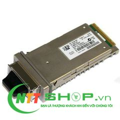 Module Cisco X2-10GB-T Transceiver x2 for CAT6/CAT7 SC Duplex 100m