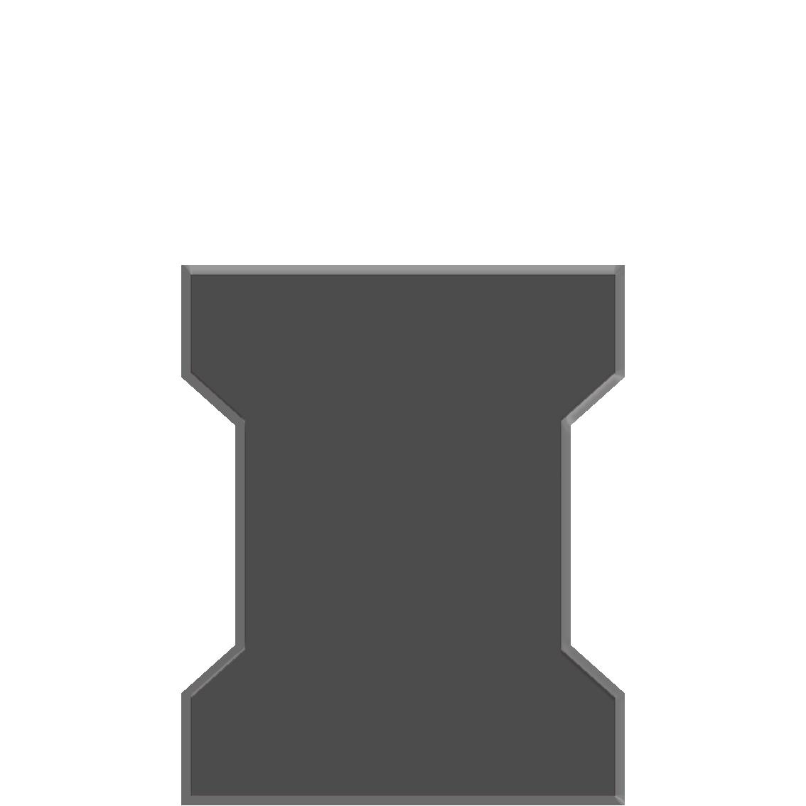 Gạch chữ I bê tông