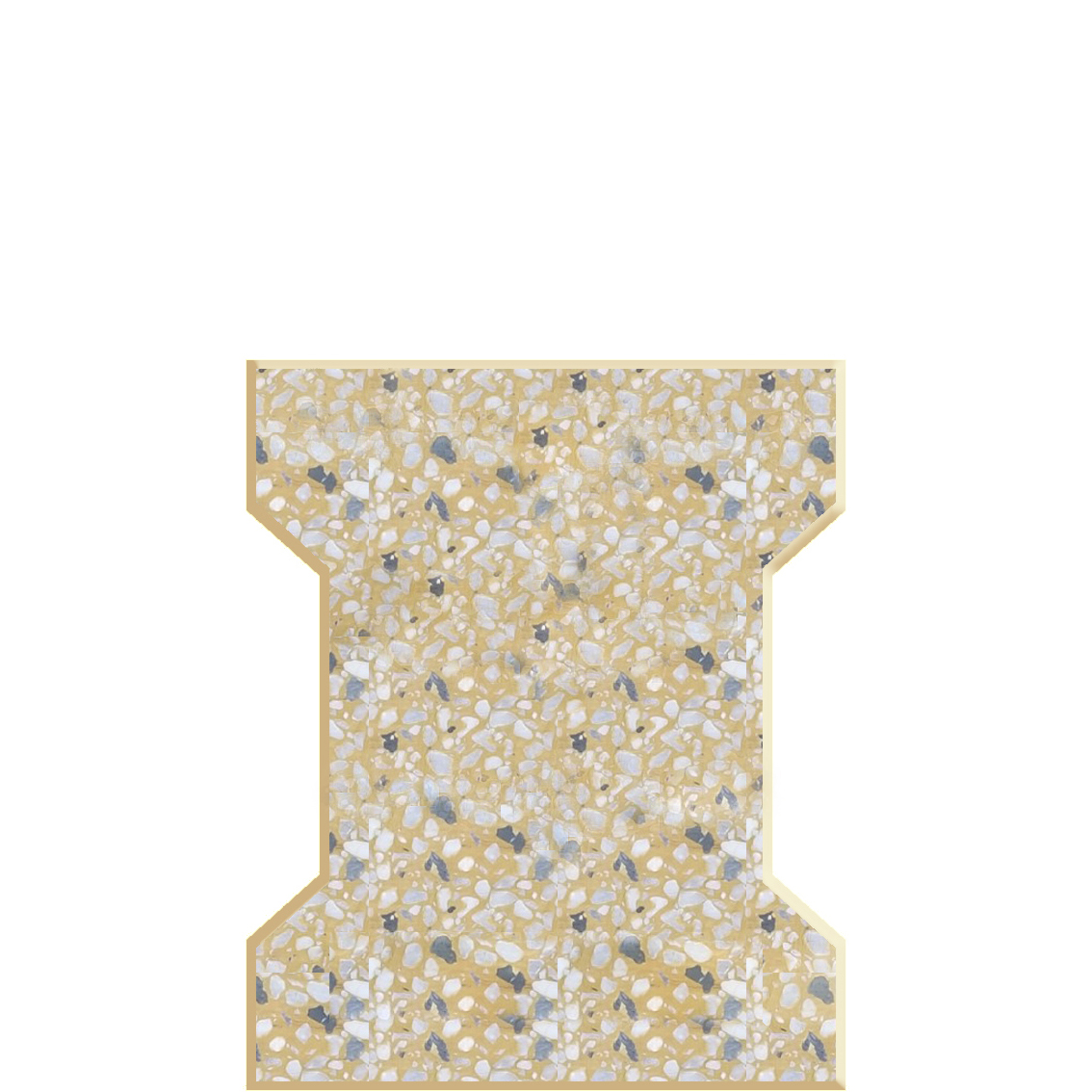 Gạch granite chữ I
