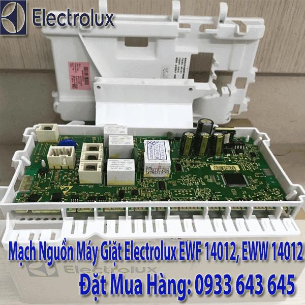 BO NGUỒN MÁY GIẶT ELECTROLUX EWF 14012
