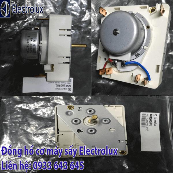 Đồng hồ máy sấy electrolux các loại