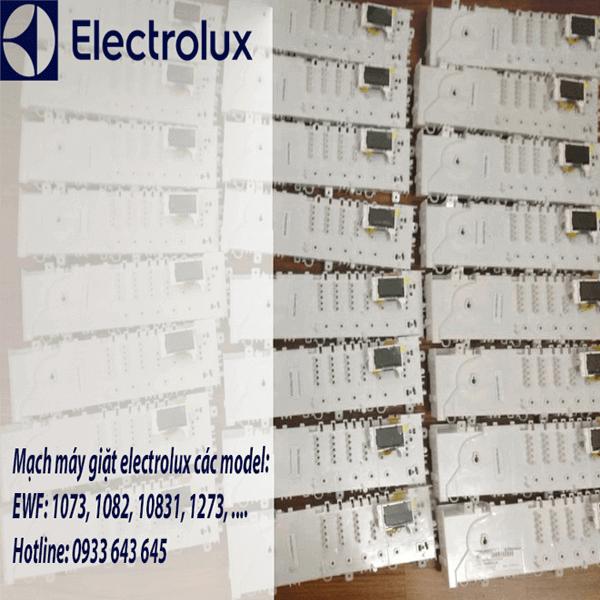 Mạch máy giặt electrolux model EWF1073, EWF1073A, EWF10831, EWF1082
