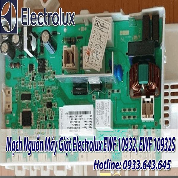 MẠCH MÁY GIẶT ELECTROLUX EWF 10932, EWF 10932S