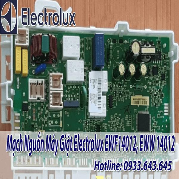 MẠCH MÁY GIẶT ELECTROLUX EWF 14012