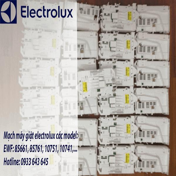 Mạch nguồn máy giặt electrolux 85761, 10751